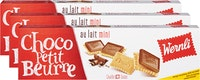 Wernli Biscuits Choco Petit Beurre Milch mini