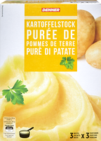 Purée de pommes de terre Denner