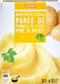 Purè di patate Denner