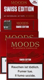 Dannemann Moods Filter Swiss Edition