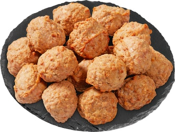 Bacon Meat Balls