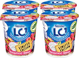 Nestlé LC1 Joghurt Drachenfrucht-Himbeere