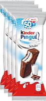 Barres au lait Kinder Ferrero