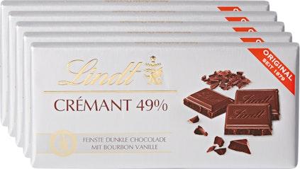 Tavoletta di cioccolata Crémant 49% Lindt
