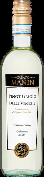 Casato Manin Pinot Grigio delle Venezie DOC Vorderseite