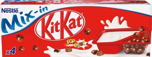 Nestlé Joghurt Mix-in