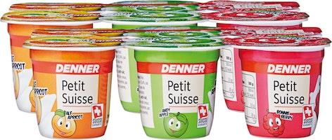 Denner Fruchtquark Petit Suisse