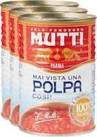 Pulpe de tomates Mutti