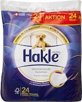 Papier hygiénique Propreté moelleuse Hakle