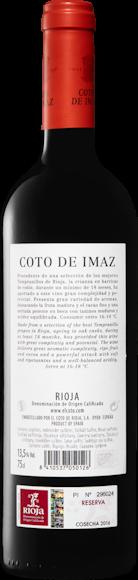 Coto de Imaz Reserva DOCa Rioja Zurück