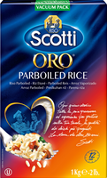Scotti Reis Parboiled