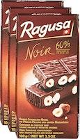 Ragusa tavoletta di cioccolata Noir Camille Bloch