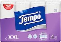 Papier hygiénique Premium blanc Tempo