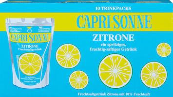 Capri-Sonne Zitrone