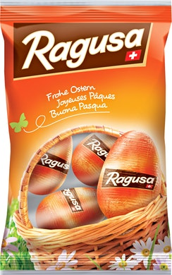 Petits œufs en chocolat Ragusa Camille Bloch