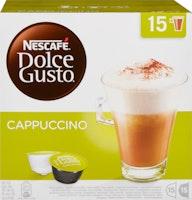 Capsules de café Cappuccino Nescafé Dolce Gusto