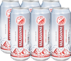 Birra lager La Valaisanne