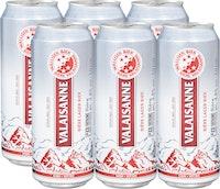 Bière lager La Valaisanne