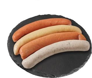 Quartetto di pollame da grigliare BBQ Denner