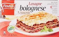Lasagne bolognese Findus