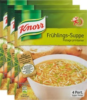 Knorr Frühlings-Suppe