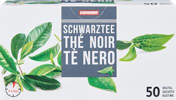 Denner Schwarztee