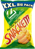 Zweifel Chips XXL Big Pack Snacketti