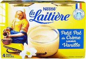 Petit Pot de Crème La Laitière