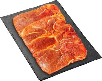 Bistecca del boscaiolo BBQ Denner