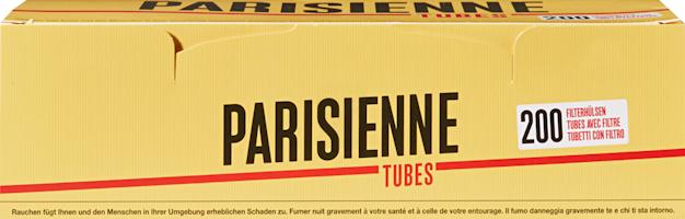 Tubetti per sigarette Parisienne