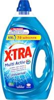 Detersivo in gel Universal Multi Activ X-Tra