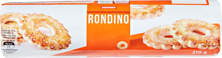 Biscuits Rondino Denner