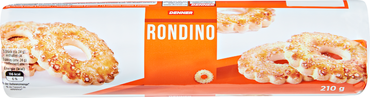 Denner Biscuits Rondino