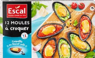 Spuntini aperitivi Escal