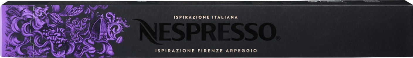 Capsules de café originales Arpeggio Nespresso