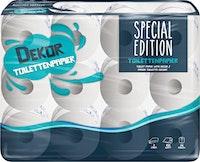 Toilettenpapier Dekor Mermaid