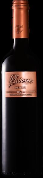 Bodegas Laturce Reserva DOCa Rioja Vorderseite