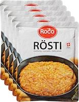 Roco Rösti tischfertig