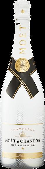 Moët & Chandon Ice Impérial Champagne AOC Vorderseite