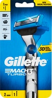 Rasoio Gillette Mach3 Turbo 3D