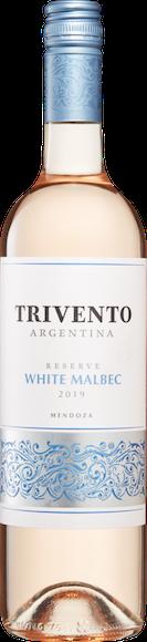 Trivento White Malbec Reserve  Vorderseite