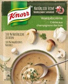 Crème aux champignons des bois Knorr
