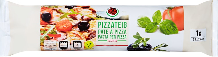 Pasta per pizza IP-SUISSE