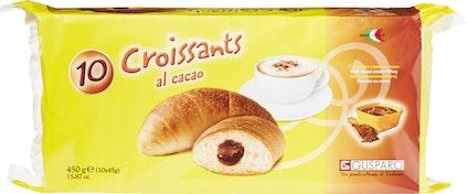 Croissants al cacao Gusparo
