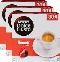 Capsules de café Buondi Nescafé Dolce Gusto