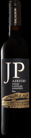 JP Azeitão Tinto Vinho Regional Península de Setúbal Vorderseite