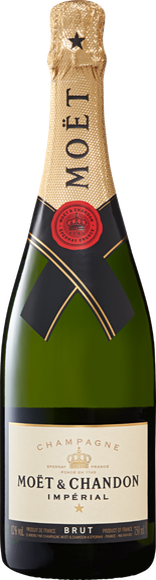 Moët & Chandon Impérial brut Champagne AOC Vorderseite