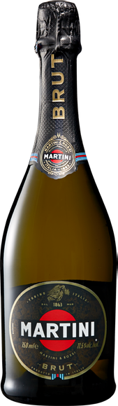 Martini Spumante brut Vorderseite