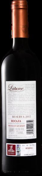 Bodegas Laturce Reserva DOCa Rioja Zurück