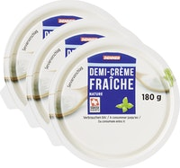 Demi-crème fraîche al naturale Denner